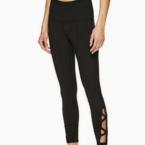 Gaiam highwaist yoga leggings XL 3/20 Like new